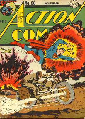 ACTION COMICS NO.102