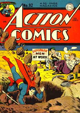ACTION COMICS NO.92