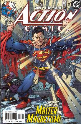 SUPERMAN IN ACTION COMICS 827 (PORTADA DE JOHN BYRNE)