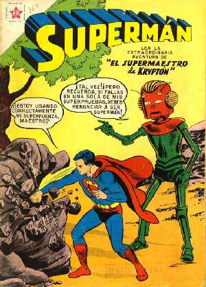 ADVENTURE COMICS NO.240 VERSION NOVARO
