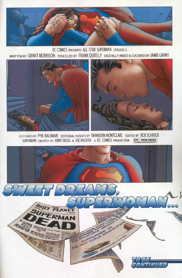 SUPERMAN ALL STAR 3