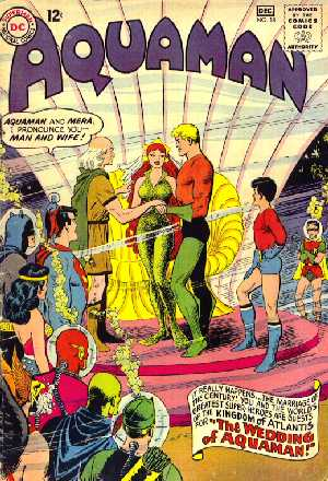 AQUAMAN NO.18 (1964)