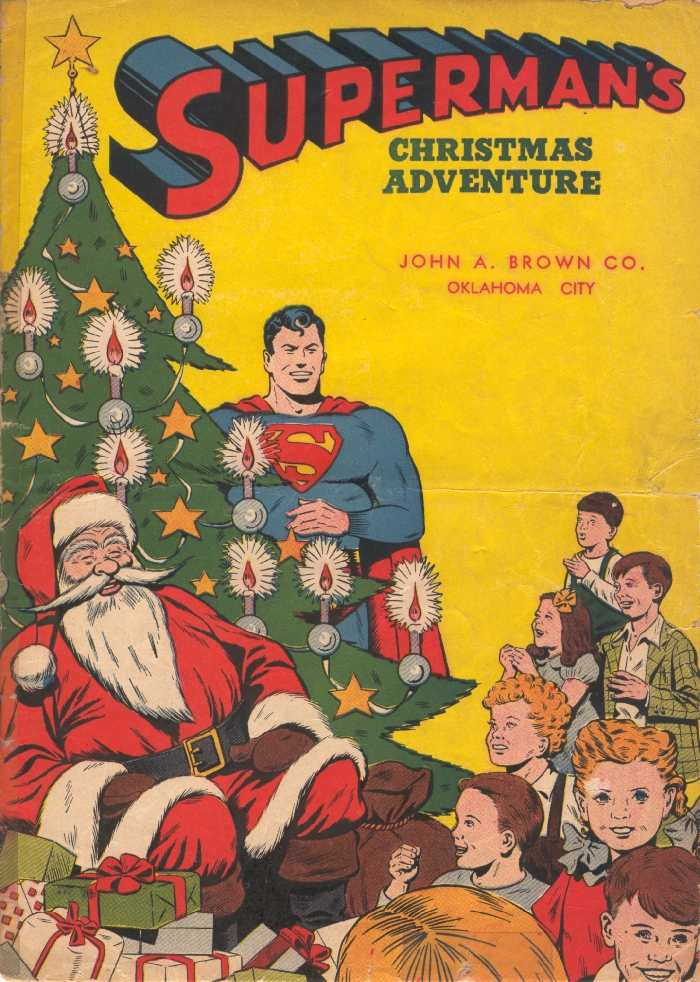 SUPERMAN'S CHRISTMAS