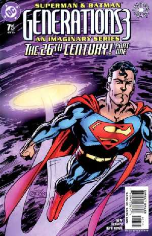 SUPERMAN GENERATIONS 3