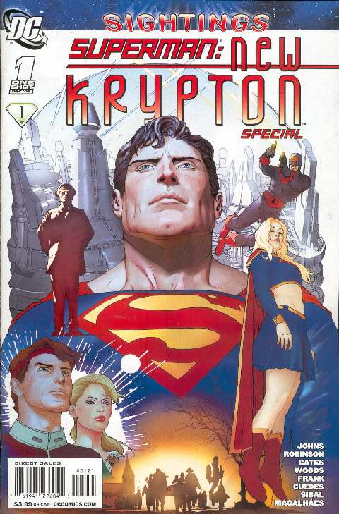 NEW KRYPTON #1