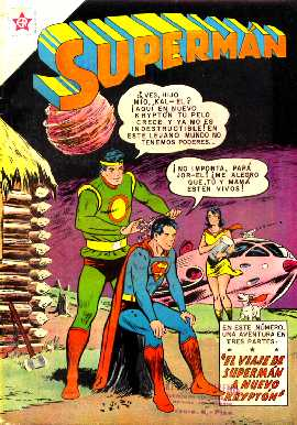 SUPERBOY 74 VERSION MEXICANA