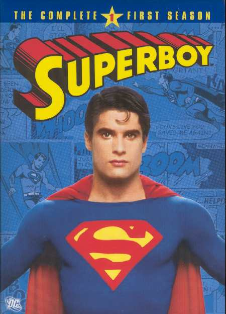 PACK DE 4 DVDs SUPERBOY BY JOHN HAYMES NEWTON
