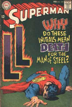 SUPERMAN NO.204