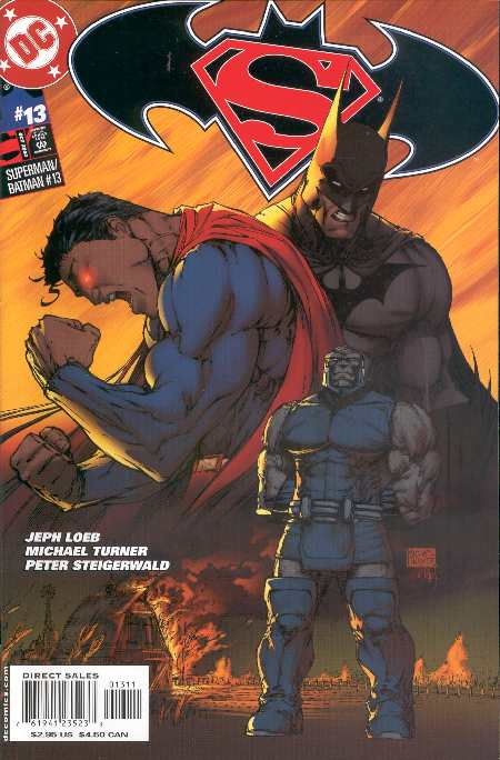 SUPERMAN/BATMAN #13