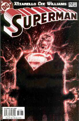 SUPERMAN 212 (JIM LEE, SCOTT WILLIAMS AND ALEX SINCLAIR)