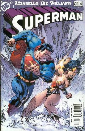 SUPERMAN 211 (PORTADA DE JIM LEE & SCOTT WILLIAMS)