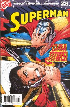 SUPERMAN 216 (PORTADA DE IAN CHURCHILL Y NORM RAPMUND)