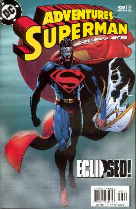 THE ADVENTURES OF SUPERMAN 639 (PORTADA DE IAN CHURCHILL Y NORM RAPMUND)