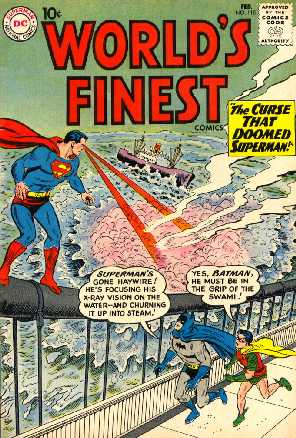WORLD'S FINEST NO.115