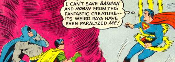World's Finest No.133 Fragmento