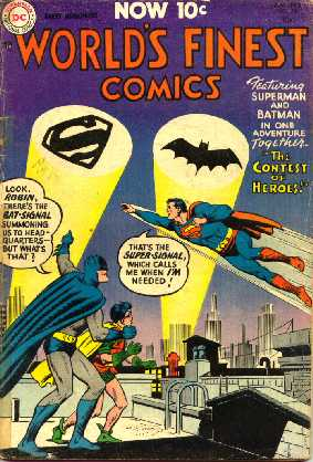 WORLD'S FINEST COMICS NO.74