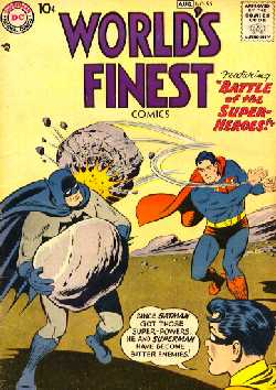 WORLD'S FINEST NO.95