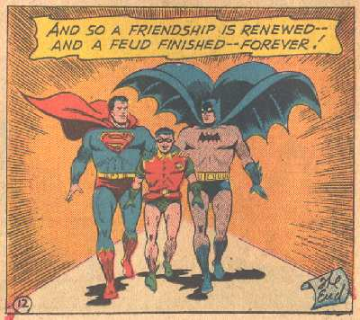 WORLD'S FINEST #95
